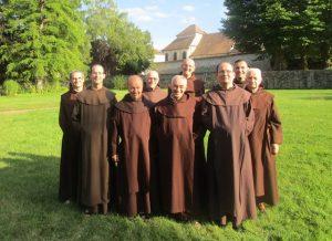 Présentation du couvent d'Avon - Province de Paris des Carmes Déchaux