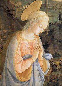 Vierge (Lippi)
