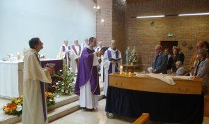 Obsèques P. Jean
