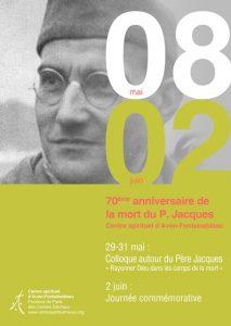 70 ans Père Jacques