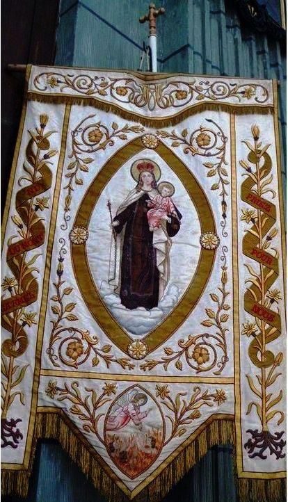 2. Sous la bannière de Notre-Dame du mont Carmel