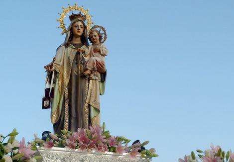 5. Notre-Dame du mont Carmel et le Ciel ouvert